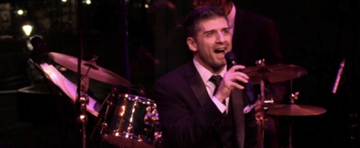 BWW TV Exclusive: Song and Dance Man Tony Yazbeck Kicks Off American Songbook Series- Watch Highlights!