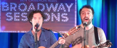 BWW TV Exclusive: Get An Early Preview of NYMF at Broadway Sessions!