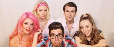 BWW REVIEW: THREE IN THE BED Is A Raucous Romp Through The Twisted Sheets Of Young Love And Lust