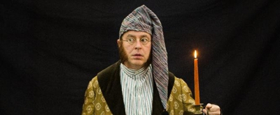Photo Flash: Sneak Peek at Don Stephenson as 'Scrooge' in Bucks County's 'BIG PLAYHOUSE CHRISTMAS SHOW'