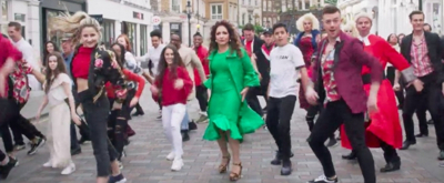 VIDEO: Gloria Estefan Releases 'Conga' Video Ahead of ON YOUR FEET! Arriving in London