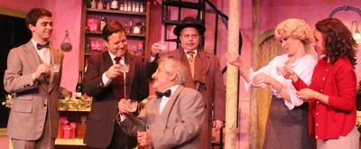 Review: SHE LOVES ME at Elmwood Playhouse, Nyack, N.Y.
