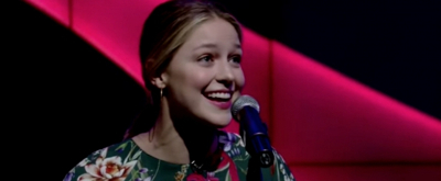 VIDEO: Watch Melissa Benoist Perform 'I FEEL THE EARTH MOVE' from BEAUTIFUL On LIVE With Kelly and Ryan