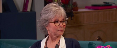 VIDEO: Rita Moreno Reveals the Most Important Part About the WEST SIDE STORY Film Reboot