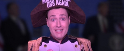 VIDEO: The Patter Song Gets Political in Randy Rainbow's Latest Trumpian Parody