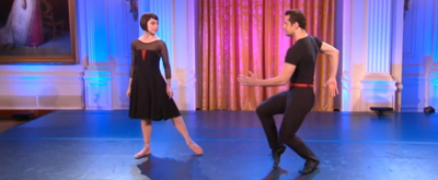 VIDEO: On This Day, April 12- AN AMERICAN IN PARIS Opens on Broadway