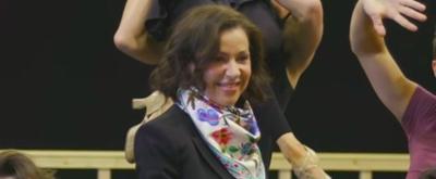 VIDEO: Get a Sneak Peek Inside the Rehearsal Room For EVITA in Sydney, Australia