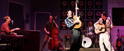 BWW Review: Drayton's MILLION DOLLAR QUARTET at Mirvish Drags Through the Hits