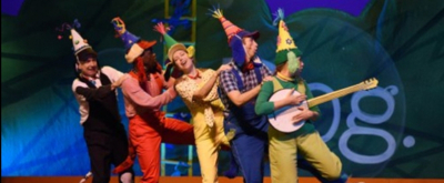 BWW Review: Childsplay Presents a Perfect Show for Younger Ones This Holiday, GO, DOG. GO!