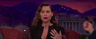VIDEO: Minnie Driver Plays Her Mouth-Trumpet