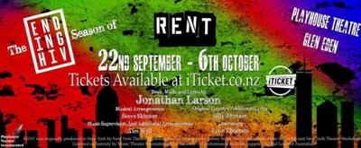 BWW Review: RENT at Playhouse Theatre Glen Eden