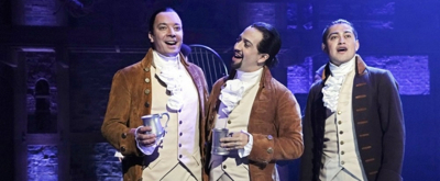 VIDEO: Jimmy Fallon Joins Lin-Manuel Miranda and the HAMILTON Cast for 'The Story of Tonight'