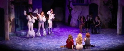 VIDEO: Get a First Look at MAMMA MIA! at STAGES! St. Louis