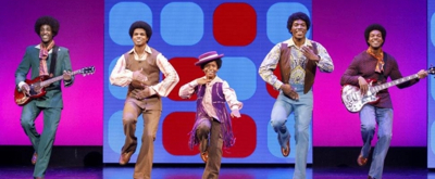 Living Berry Gordy's American Dream! MOTOWN THE MUSICAL Roars Into The McCallum Theatre