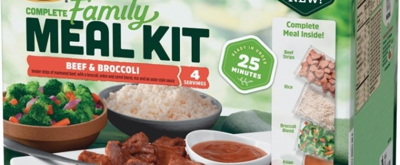 Stouffer's COMPLETE FAMILY MEAL KITS are Now Available