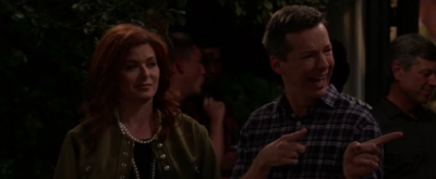 VIDEO: Watch the Gag Reel For Season Nine of WILL & GRACE