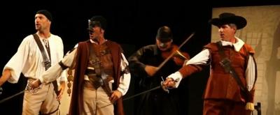 Review: CYRANO DE BERGERAC at Le Grenier De Babouchka
