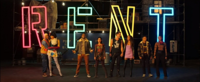 VIDEO: Get A First Look At RENT LIVE Before It Begins Its
