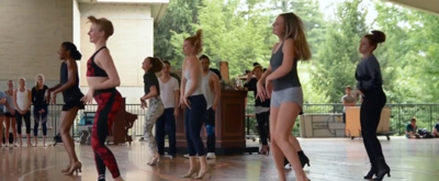 VIDEO: The Muny Preps for Heavy Weather! See Rehearsals for SINGIN' IN THE RAIN