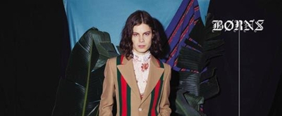 VIDEO: BØRNS Performs I DON'T WANT YOU BACK On THE LATE LATE SHOW WITH STEPHEN COLBERT