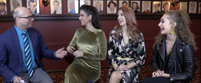 Backstage with Richard Ridge: It's Chers Everywhere! Stephanie J. Block, Teal Wicks and Micaela Diamond Talk All Things THE CHER SHOW!