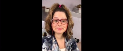 VIDEO: Watch Katie Lowes Give a Behind the Scenes Look at WAITRESS on LIVE WITH KELLY AND RYAN