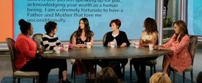 VIDEO: Olivia Munn Discusses PREDATOR Controversy on THE TALK