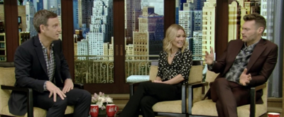 VIDEO: Tony Goldwyn Chats With Kelly & Ryan About Sharing The Stage With Bryan Cranston In NETWORK