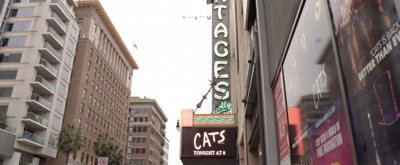 VIDEO: CATS Opens at the Hollywood Pantages in Los Angeles