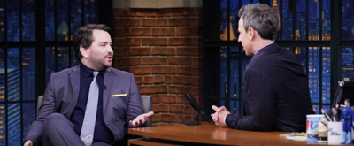 VIDEO: BEETLEJUICE's Alex Brightman Wants Michael Keaton to Join Him on Stage