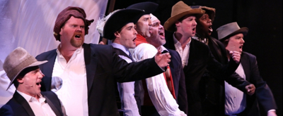 BWW TV: Watch Highlights of Tony Yazbeck, Laura Osnes, Norm Lewis & More in THE SCARLET PIMPERNEL!