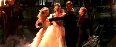 VIDEO: DWTS' Team 'Phantom' Performs Broadway-Inspired Number on Halloween Night; Corbin Bleu to Return to Ballroom