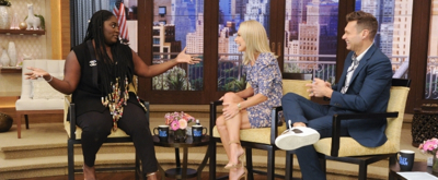 VIDEO: Danielle Brooks Discusses Her Tony Nomination for THE COLOR PURPLE on LIVE WITH KELLY AND RYAN