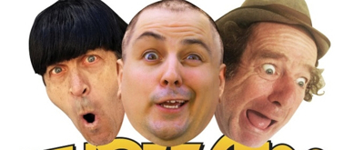 THE THREE STOOGES LIVE ON STAGE Previews At The Regent Theater