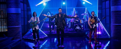 VIDEO: Imagine Dragons Performs 'Whatever It Takes' on LATE NIGHT