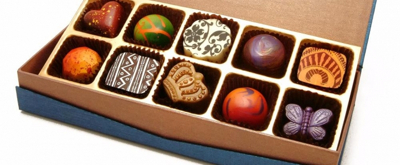 WILLIAM DEAN CHOCOLATES for a Luscious Variety of Unique Confections