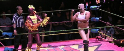 VIDEO: Watch the Trailer for LUCHA VAVOOM: INSIDE AMERICA'S MOST OUTRAGEOUS SHOW