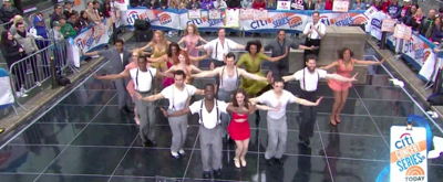 VIDEO: The Cast of KISS ME, KATE Performs 'Too Darn Hot' on TODAY