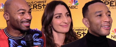 BWW TV: What's the Buzz with JESUS CHRIST SUPERSTAR LIVE? John Legend, Sara Bareilles & More Tell Us What's Happenin'