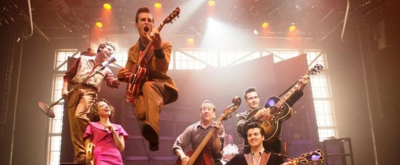 BWW Interview: Taylor Gray as Jerry Lee Lewis in MILLION DOLLAR QUARTET on Tour