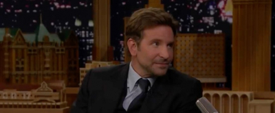 VIDEO: Bradley Cooper Discusses His Chemistry with Lady Gaga on THE TONIGHT SHOW