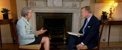 VIDEO: British Prime Minister Theresa May Tells CBS THIS MORNING She Trusts President Trump