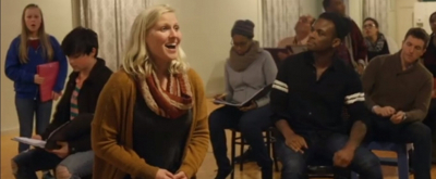 VIDEO: Behind The Scenes of VIOLET At Bay Area Musicals