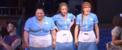 VIDEO: On This Day, August 20- WAITRESS Makes Its World Premiere at American Repertory Theater