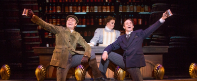 BWW TV: They've Got Poison in Their Pockets! Watch Highlights from 'GENTLEMAN'S GUIDE' on Tour