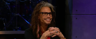 VIDEO: James Corden Plays Spill Your Guts or Fill Your Guts with Steven Tyler
