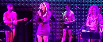 VIDEO: Lesli Margherita, Natalie Walker, and More Strip Down With The Skivvies at Joe's Pub!