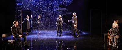 BWW Review: CITYSONG, AN ENCHANTING SYMPHONY at The Abbey Theatre