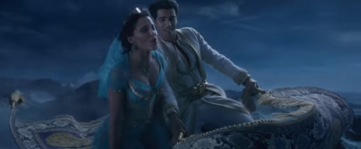 VIDEO: New ALADDIN Promo Features Clip Of 'A Whole New World'