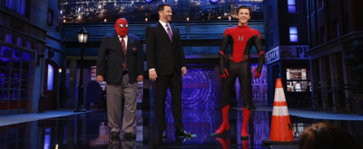 VIDEO: Tom Holland Reveals The New SPIDER-MAN: FAR FROM HOME Suit